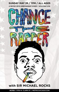 Chance The Rapper 05.26.13 // SOLD OUT