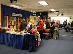 The Vancouver Antiquarian Book Fair is back this year @UBCRobsonSquare on October 4 & 5 http://vancouverbookfair.com/index.php