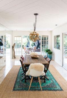 dreamy living room -
