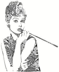 Illustrations by Freddie Denton, via Behance