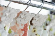 LC Lauren Conrad for Kohl's Shower Curtain {too cute!}
