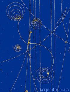 PARTICLE TRACKS