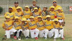 Los Olivos  campeones del Pre Infantil de Criollitos