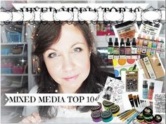 Mixed Media for Beginners SUPPLIES: How to get started - YouTube