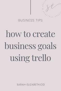 We as humans feel like we're programmed to set goals for literally every aspect of your life. Business Goals, Business Advice, Business Entrepreneur, Business Planning, Business Marketing, Online Business, Media Marketing, Time Management Tips, Business Management