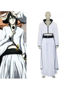 Bleach Ulquiorra Cosplay Outfits Costumes