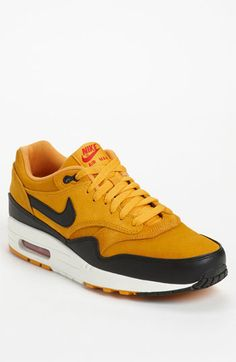 Nike 'Air Max 1 Premium' Sneaker (Men) available at #Nordstrom. Vintage.