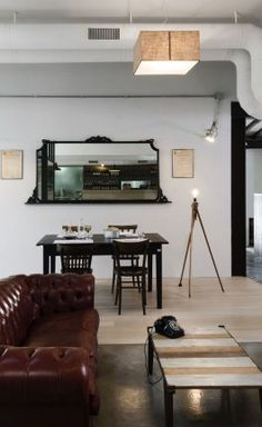 KOOK Osteria & Pizzeria by Noses Architects In Rome, Italy