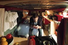 LOOK: Living In A Van For A Year