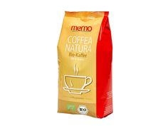 #vegan #glutenfrei #laktosefrei #ohne_Gentechnik memo #Bio-#Kaffee aus 2 #Arabicasorten #Milder Geschmack durch Langzeitröstung Besonders gute #Magenverträglichkeit | #mild #organic #coffee #arabica