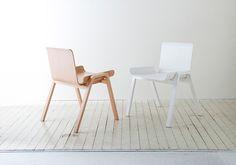 Economical Chair, una silla perfecta para el planeta.