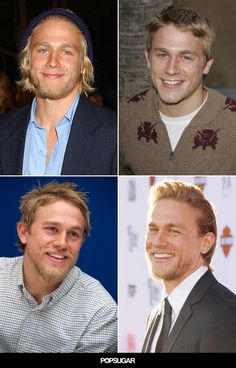 Look back at Charlie Hunnam's hot Hollywood evolution!