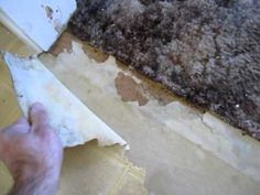 How To Remove Vinyl Flooring How To Guides Bob Vilas Picks - Dangers of vinyl flooring