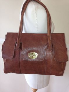 e31366c2d5f1 Genuine leather handbag tote shoulder bag in tan by nourleather Leather Bags