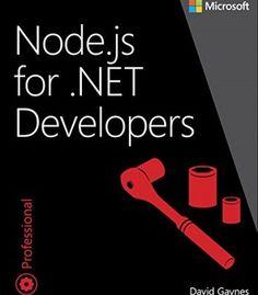 Node.Js For .Net Developers PDF