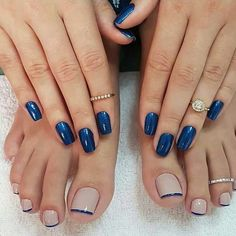 40 Toe Nail Designs-- 40 Toe Nail Designs For Summer Pretty Toe Nails, Cute Toe Nails, Toe Nail Art, Gorgeous Nails, Toenail Art Designs, Pedicure Designs, Nail Art Vernis, Feet Nails, Luxury Nails
