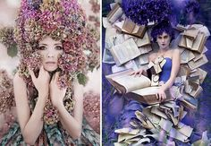 "From ""Wonderland"" by Kirsty Mitchell"