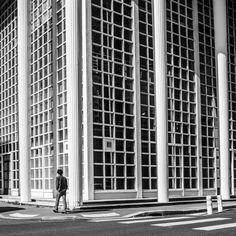 la tete au carré #lehavre by les photos du seb on 500px Le Havre, Photos Du, Blinds, Curtains, Architecture, Home Decor, Arquitetura, Decoration Home, Room Decor