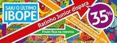 """or."""" declSaiu o resultado do Ibope: Ratinho Junior mais uma vez na liderança! """"Estamos fazendo uma campanha propositiva, apontando as alternativas para resgatar a genialidade de Curitiba. Não estamos agredindo nossos adversários e queremos uma mudança sem rancor."""" declarou o canditato Ratinho Jr."""