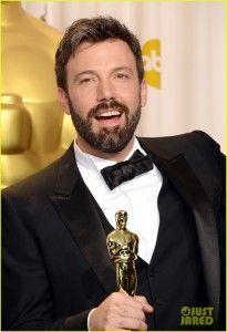 Ben Affleck no Oscar 2013