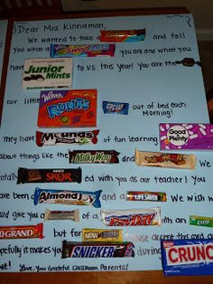 1000+ images about candy poem on Pinterest | Candy grams ...