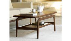 Skagen Coffee Table, Walnut - Design Within Reach