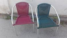 Zahradne stolicky - Košice Outdoor Chairs, Outdoor Furniture, Outdoor Decor, Home Decor, Homemade Home Decor, Garden Chairs, Decoration Home, Lawn Chairs, Yard Furniture