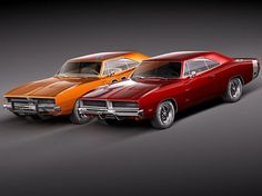 1969 Charger RT - General Lee...Take your pick then insure it with House of Insurance in Eugene, Oregon