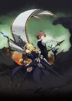 """Third Extended """"Fate/Apocrypha"""" PV Hits The Web, New Cast Members Also by Mike Ferreira"""