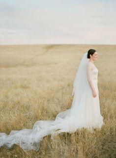 The Classic Bride.