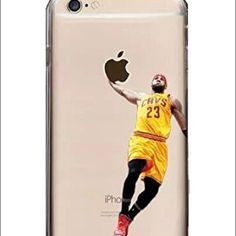 8120de4c9ec6 Lebron James  23 iPhone 6 6S Phone Case New! Brand new