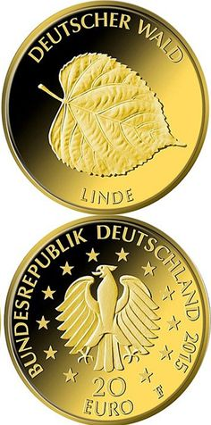 Country:Germany Mintage year: 2011 Issue date: Face value: 20 euro Diameter: mm Weight: g Alloy: Gold Quality: Proof Mintage: pc proof Mint: A,D,F,G,J Issue price: Euro