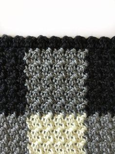 Griddle Crochet Stitch for a new blanket. Who realized that influencing crochet to resemble a gingham example could be so straightforward? Believe me, once you