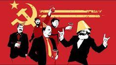 Soviet Techno Anthem Remix - YouTube