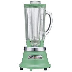 Waring Pro 40 oz. Professional Food and Beverage Blender in Retro Green-PBB212 - The Home Depot
