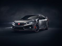 Honda Civic Type R With Manual Transmission Only A great piece of advice is to take what you read with a pinch of salt. That is the case for the piece of information that Honda will manufacture a flagship hot hatch – Honda Civic Type R – with a nonstop variable transmission like the one on the base Civic. Fans felt quite frustrated...