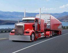 Cool Semi-Trucks   Semi Trucks