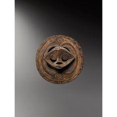 eket  Dia 20 cm African Masks, African Art, Statues, Atelier D Art, African Sculptures, Art Premier, Art Africain, Art Sculpture, Masks Art