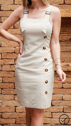Pretty Outfits, Stylish Outfits, Cool Outfits, Simple Dresses, Casual Dresses, Short Dresses, Denim Fashion, Fashion Outfits, African Fashion Dresses