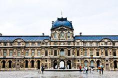 Palais du Louvre - Paris France |