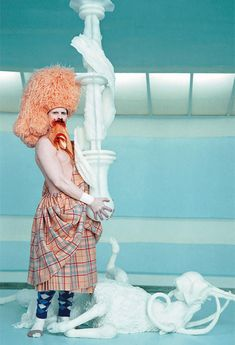 The Entered Apprentice from genius Matthew Barney's Cremaster Cycle 3