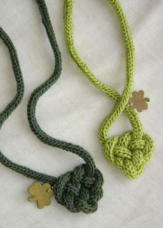 Celtic Heart Knot...Luck Of The Irish