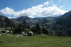PARC: Valléedu Madriu-Perafita-Claror La vallée du Madr...