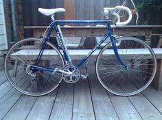 Nice bike from Batavus, Reynolds 501