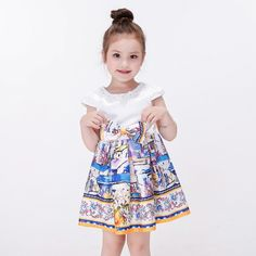 2 10 Years Old Child Girl Clothes Children Clothing Mother And