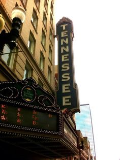 Tennessee Theater, Knoxville, TN