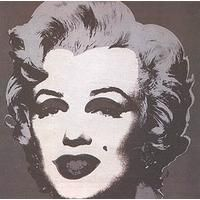 Marilyn Monroe, 1967 By Andy Warhol: Category: Art Currency: GBP Price: GBP98.00 Retail Price: 98.00 Pop Art Black and White Portrait…