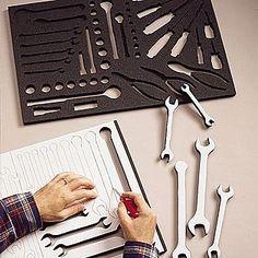 Craftsman Foam Drawer Organizers - Tools - Tool Storage - Tools Storage Accessories