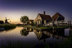 Zaanse Schans |  Zaandam by Mark Jongen on 500px