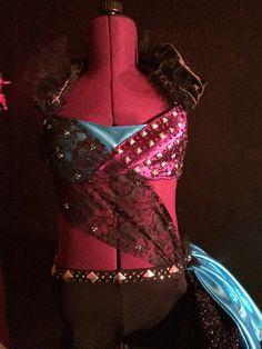 Custom dance costumes #hautebyhnk